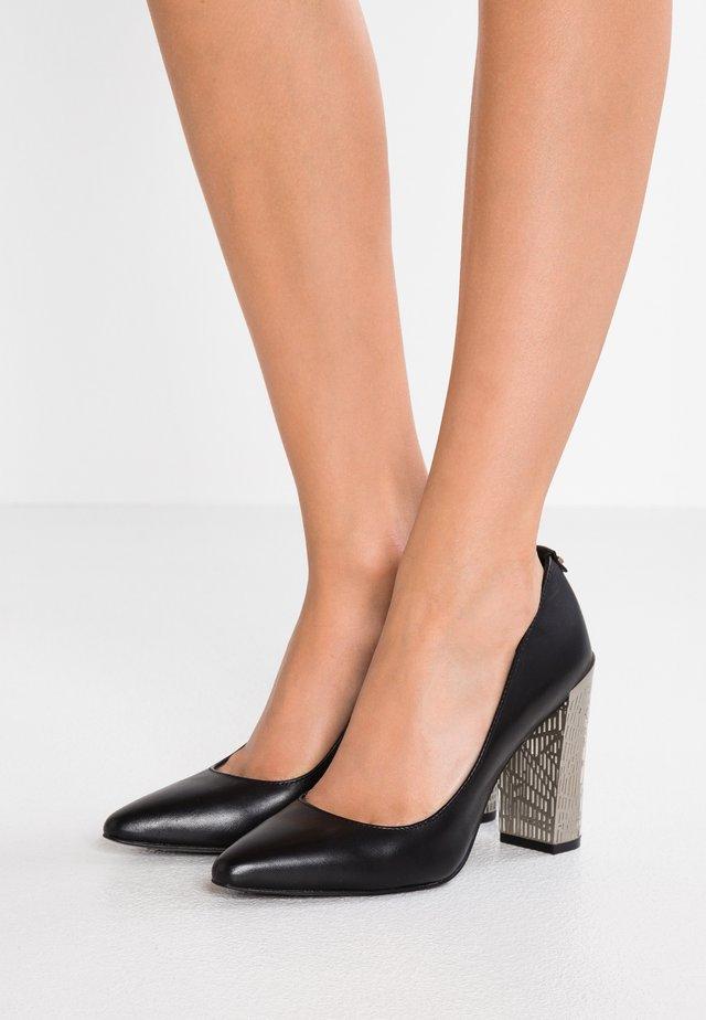 NEEMA - High heels - black