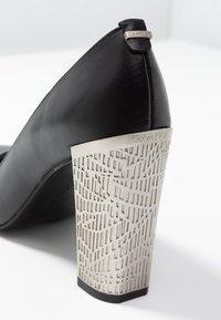 Calvin Klein - NEEMA - Szpilki - black - 2