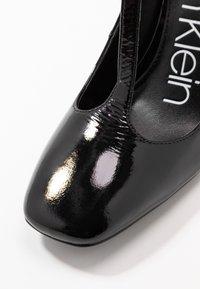 Calvin Klein - Szpilki - black - 2