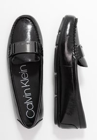 Calvin Klein - LASSEY - Mokkasiner - black - 3