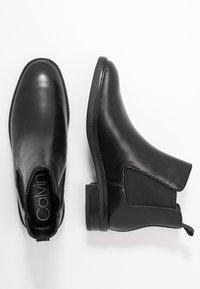 Calvin Klein - FRANCA - Ankle Boot - black - 3