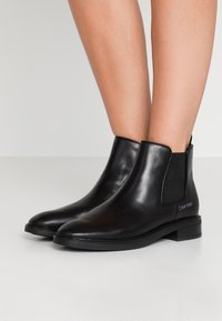 Calvin Klein - FRANCA - Ankle Boot - black - 0