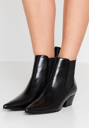PAOLA - Classic ankle boots - black