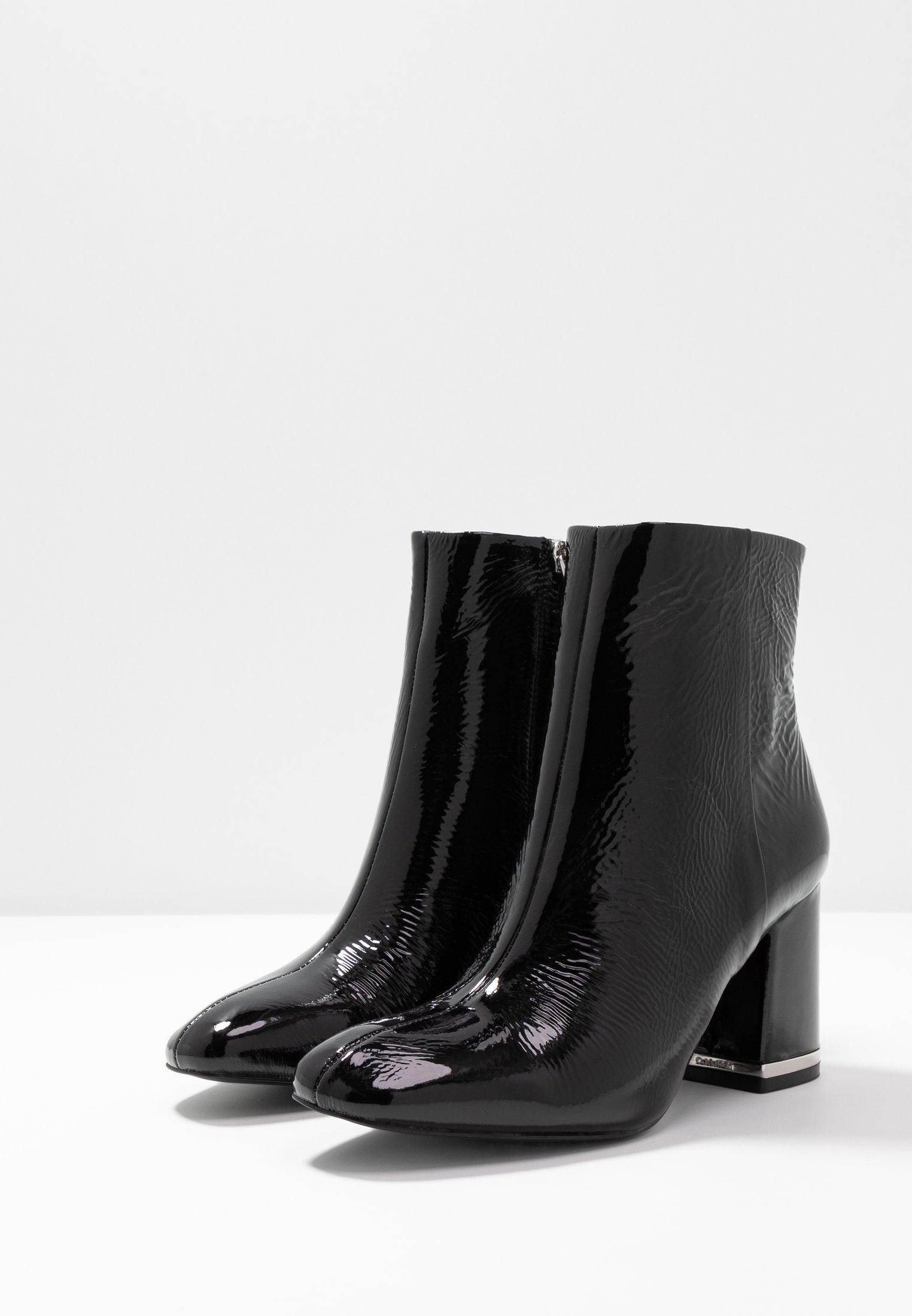 Calvin Klein MABLE - Bottines black