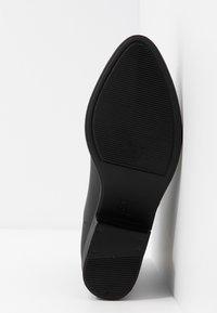 Calvin Klein - QUARTA - Gummistøvler - black - 6