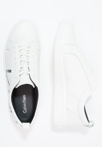 Calvin Klein - DANYA - Baskets basses - white/black - 2