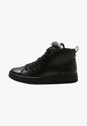 SOLEDAD - High-top trainers - black