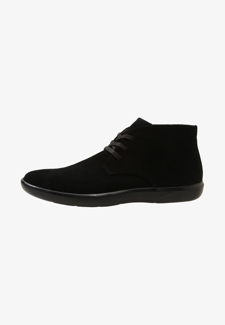 Calvin Klein - MARCO BOX ACTION - Lace-ups - black