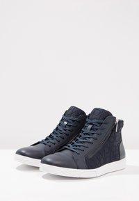 Calvin Klein - BERKE - Sneakers high - navy - 2