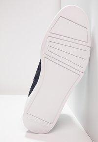 Calvin Klein - BERKE - Sneakers high - navy - 4