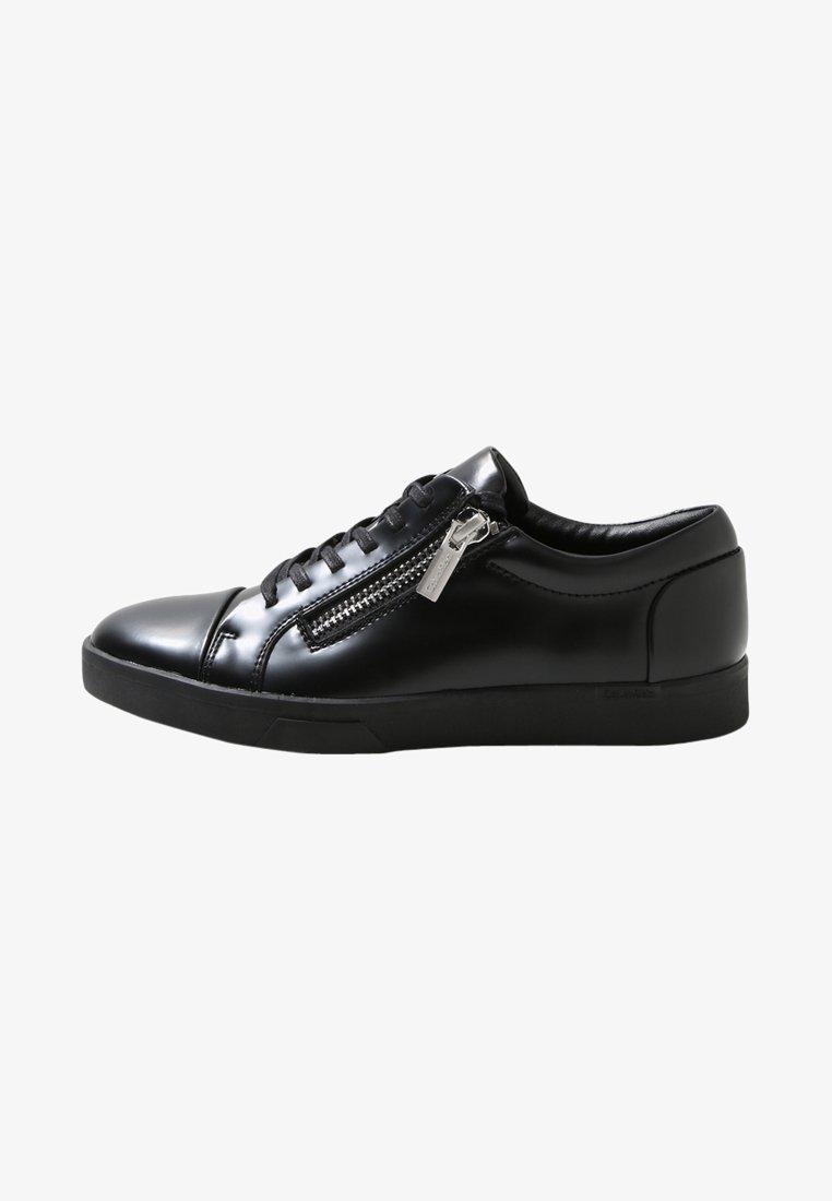 Calvin Klein - IBRAHIM - Trainers - black