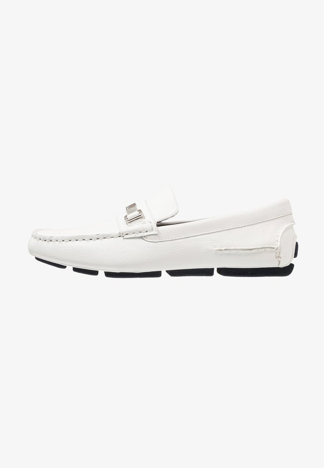 MIKOS - Mocassins - white