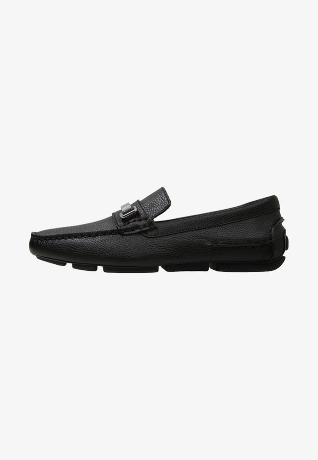 MIKOS - Mocassins - black