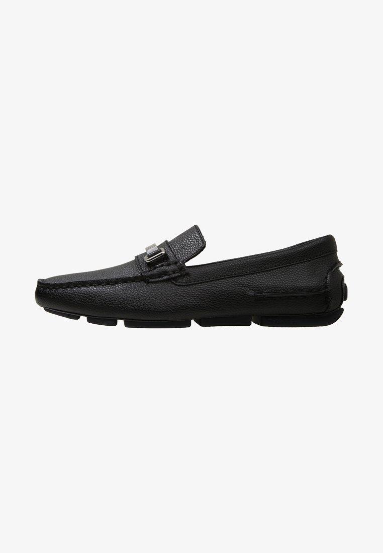 Calvin Klein - MIKOS - Mokkasiner - black
