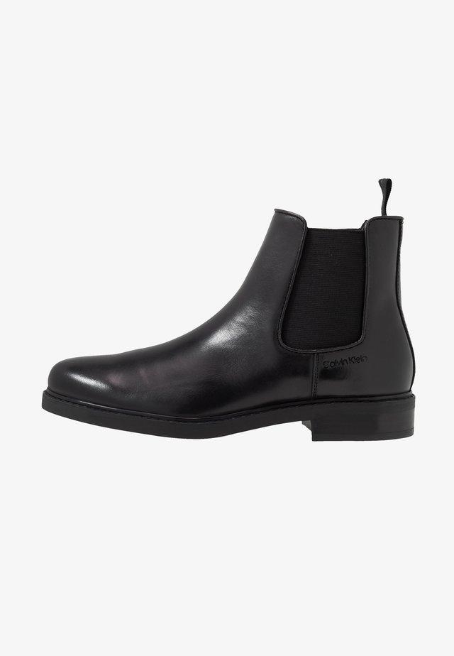 FINTAN CHELSEA - Classic ankle boots - black