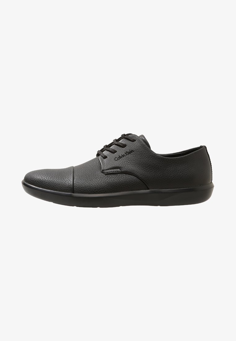 Calvin Klein - MAGNAR  - Derbies - black