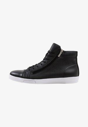 BERKE - Sneakersy wysokie - black