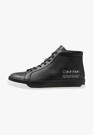 FERGUSTO - Sneakers high - black