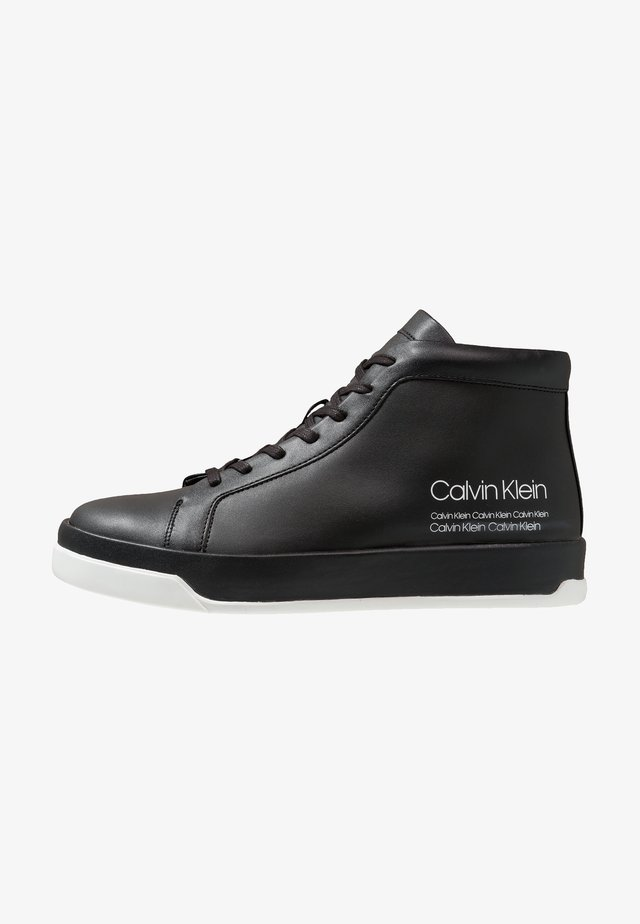 FERGUSTO - High-top trainers - black