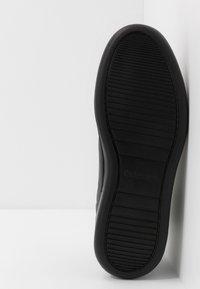 Calvin Klein - FRANSISCO HIGH TOP LACE UP - Baskets montantes - black - 4