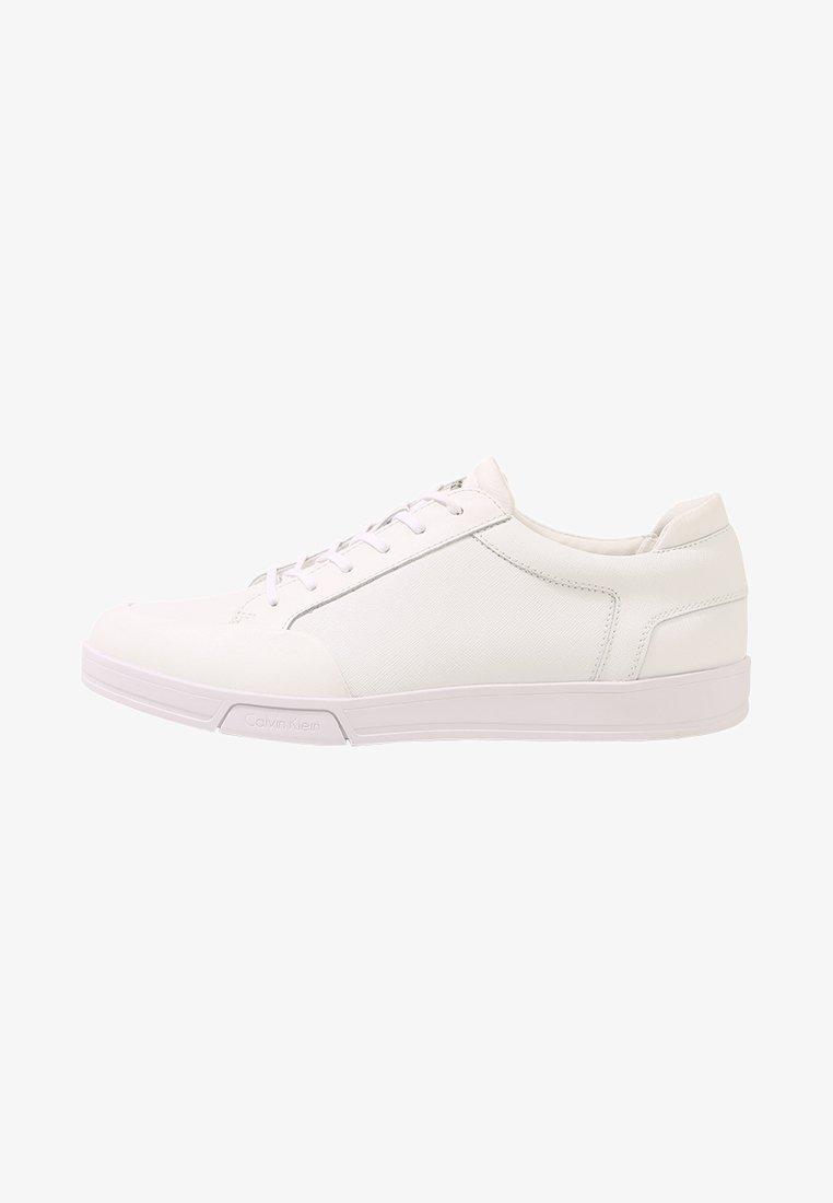 Calvin Klein - BALIN - Baskets basses - white