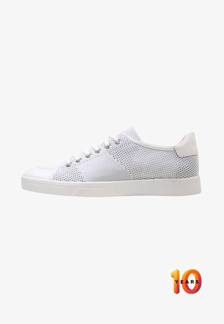 Calvin Klein - IYLER - Baskets basses - white