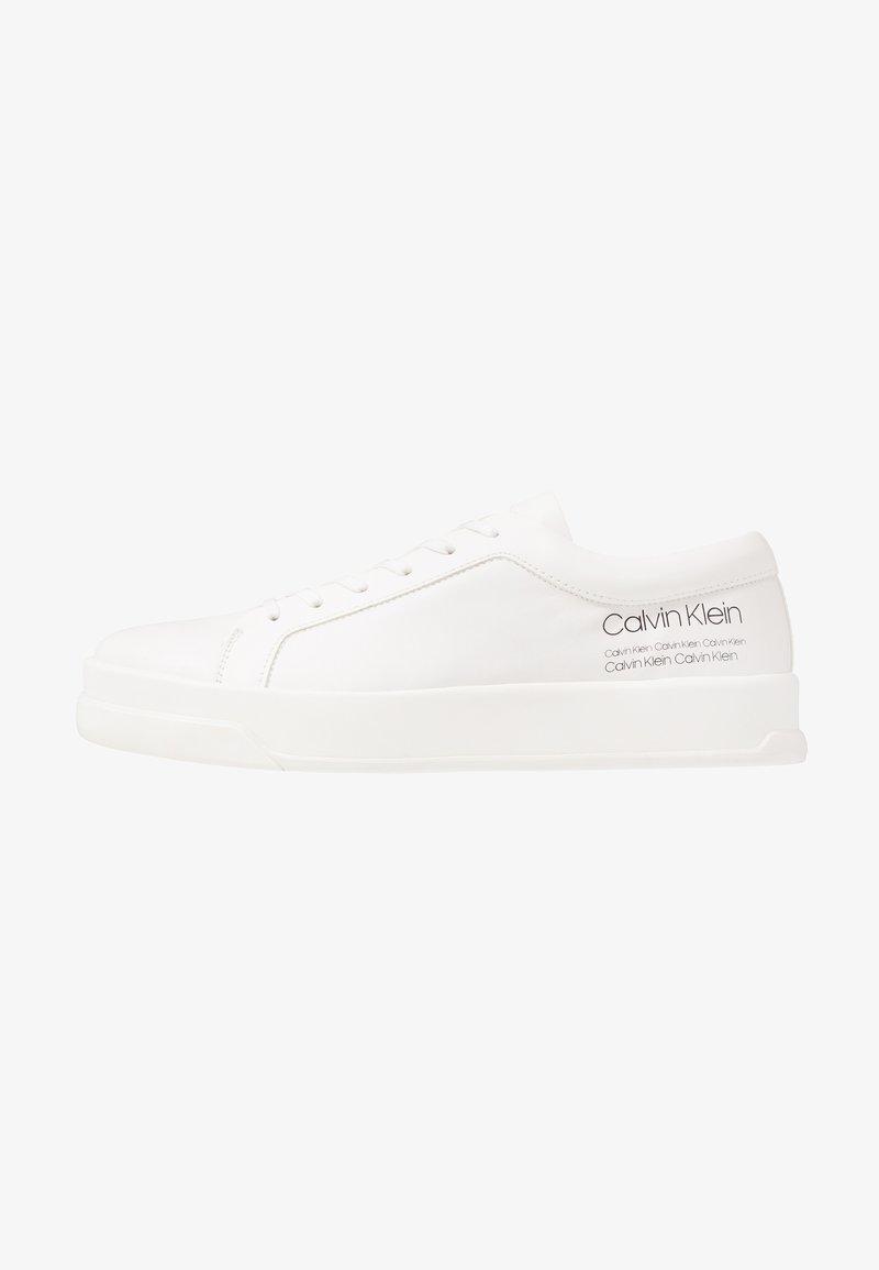 Calvin Klein - FAUSTO - Sneaker low - white