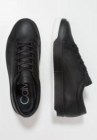 Calvin Klein - FAUSTO - Tenisky - black - 1