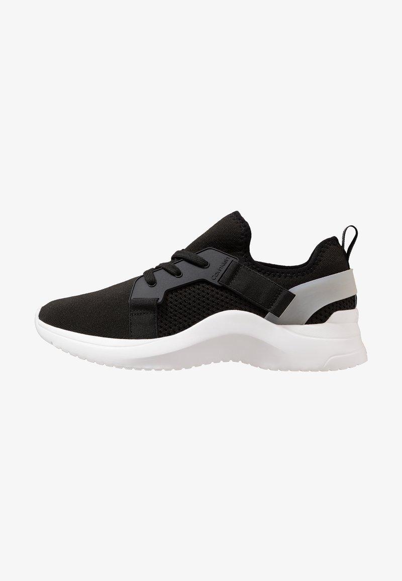 Calvin Klein - UNNI - Sneakersy niskie - black