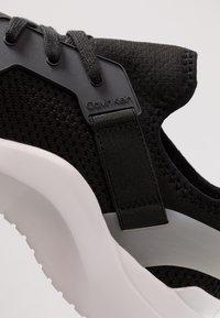 Calvin Klein - UNNI - Sneakers laag - black - 5
