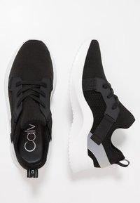 Calvin Klein - UNNI - Sneakers laag - black - 1