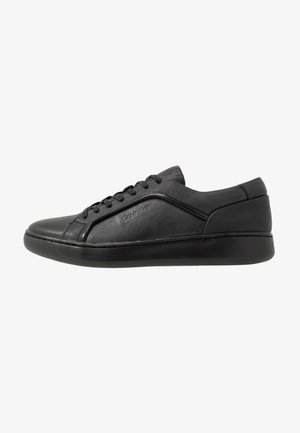 FORSTER LOW TOP LACE UP SOFT - Sneakersy niskie - black