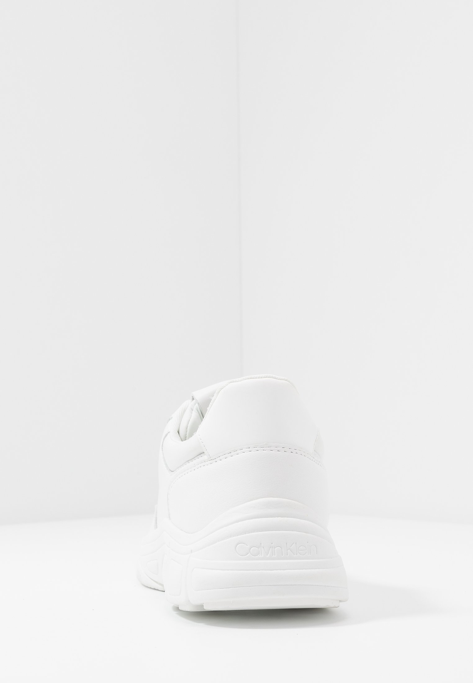 Calvin Klein Demos Top Lace Up - Sneaker Low White Black Friday
