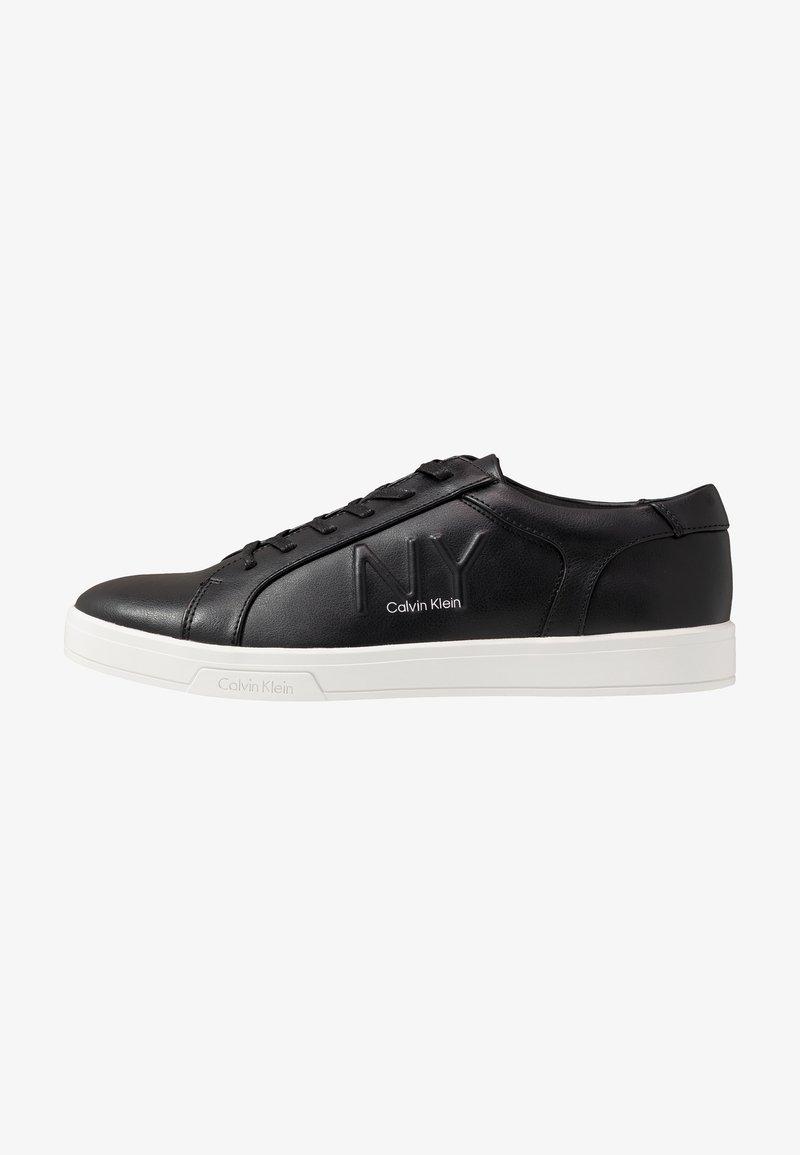 Calvin Klein - BOONE - Sneakers laag - black