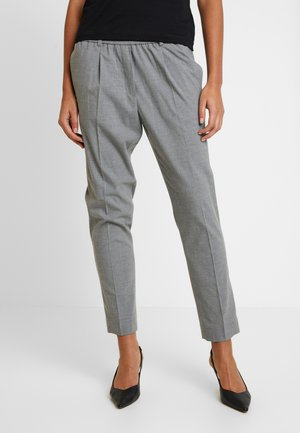 TAILORED JOGGER PANT - Trousers - grey