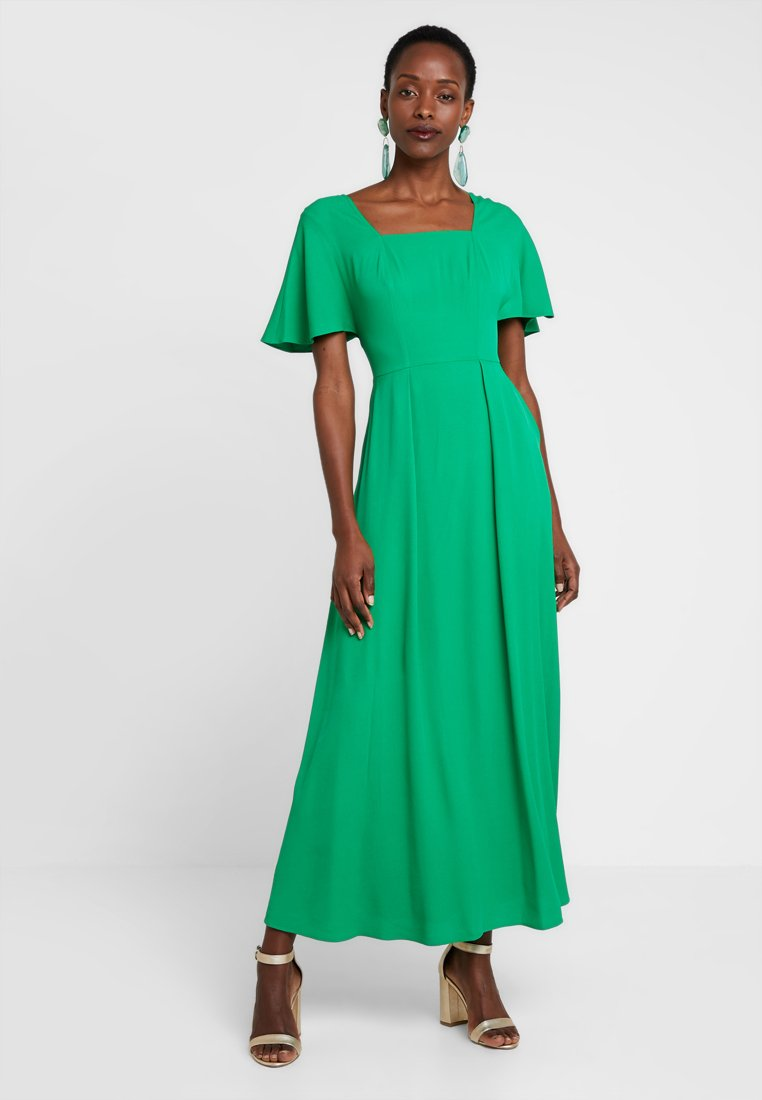 Calvin Klein - PRAIRIE DRESS - Vestito lungo - green