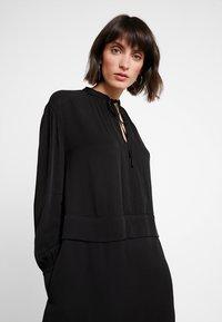 Calvin Klein - PIONEER DRESS - Day dress - black - 4