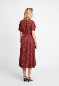 Calvin Klein - BOAT PANEL DRESS - Denní šaty - multi - 2