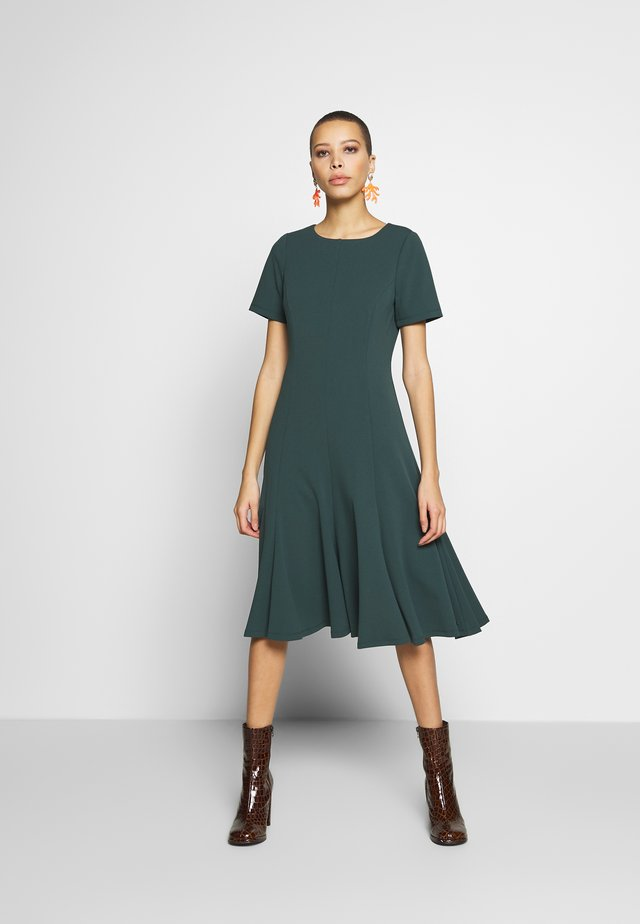 Vestido informal - dark teal