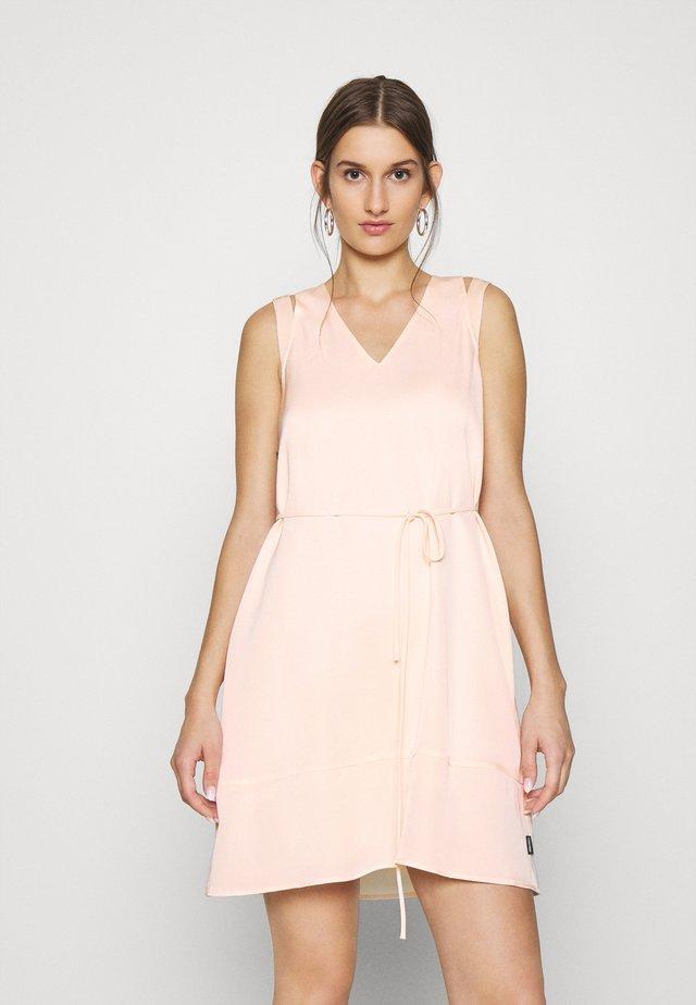 FLARED DRESS - Sukienka letnia - yax