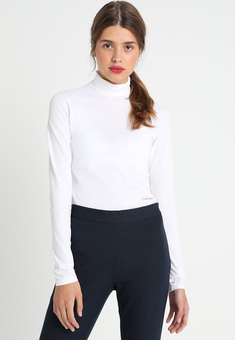 Calvin Klein - Langarmshirt - white