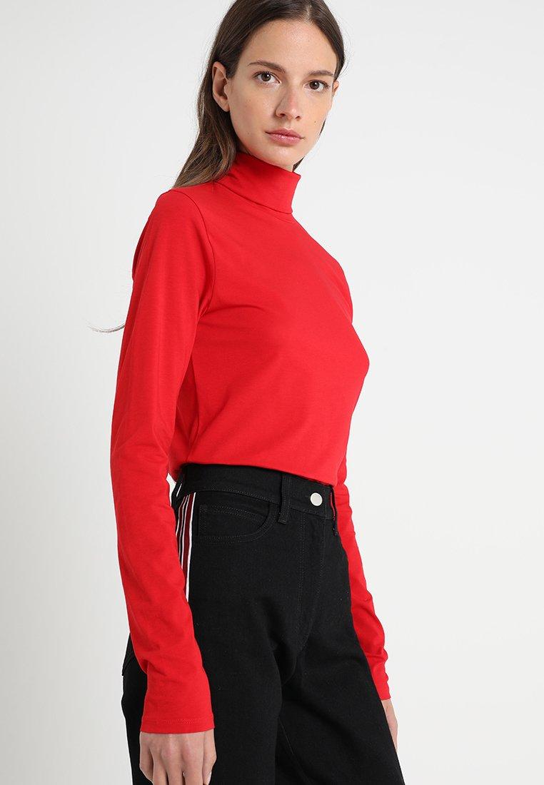 Calvin Klein - Langarmshirt - red