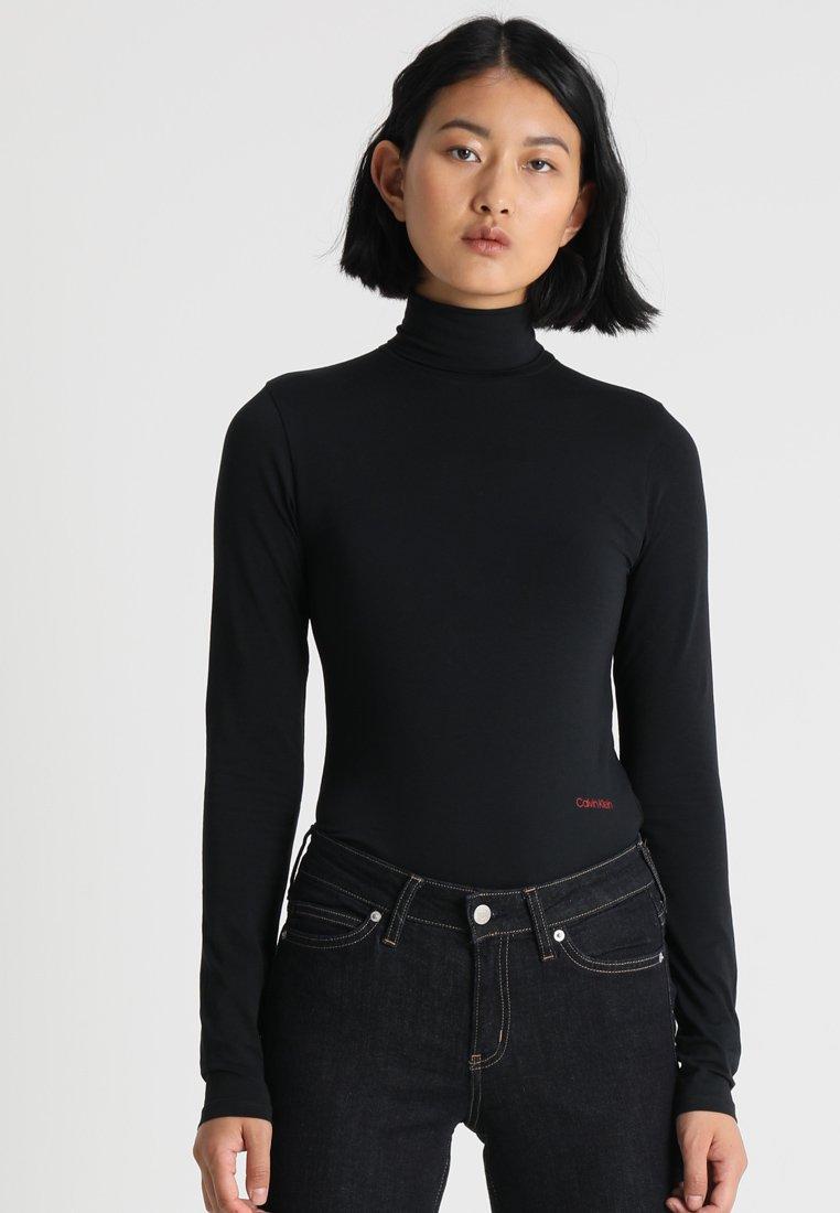 Calvin Klein - Langarmshirt - black