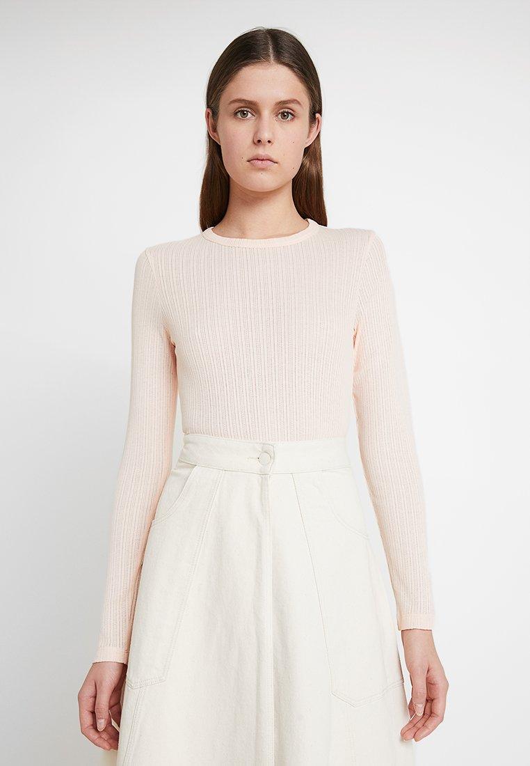 Calvin Klein - Långärmad tröja - pink