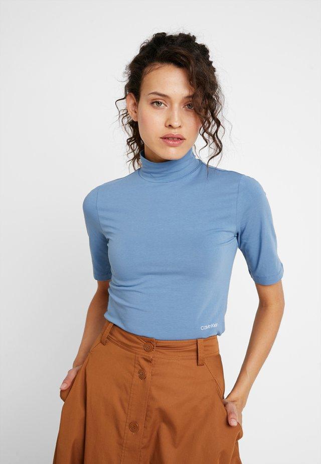 TURTLE - T-shirt print - blue