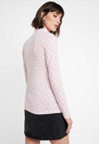 Calvin Klein - TURTLE - T-shirt à manches longues - red - 2