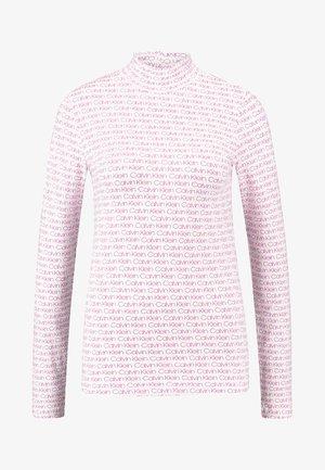 TURTLE - Långärmad tröja - red