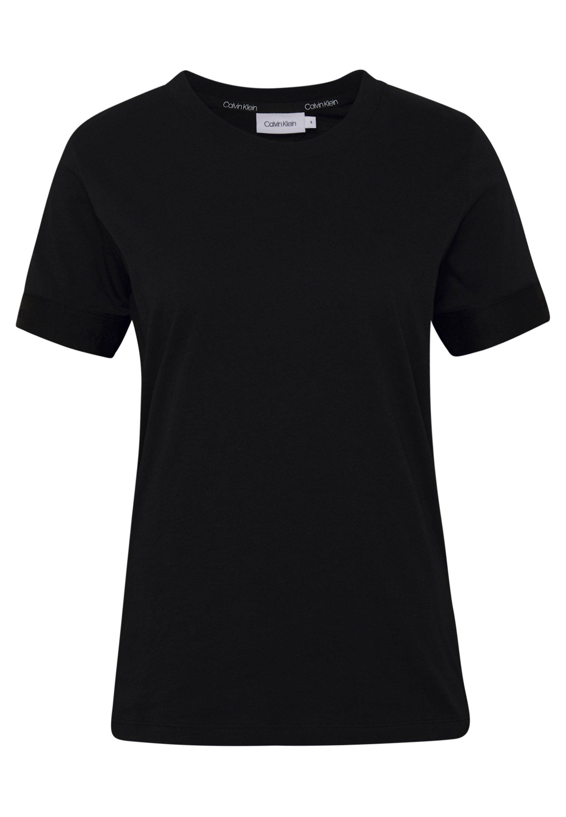 Calvin Klein Athleisure - T-shirts Black