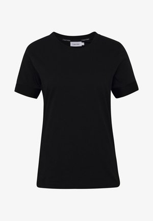 ATHLEISURE - T-shirt basic - calvin black