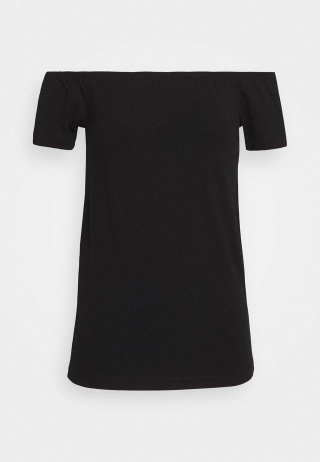 BARDOT PRIDE - T-shirt med print - black